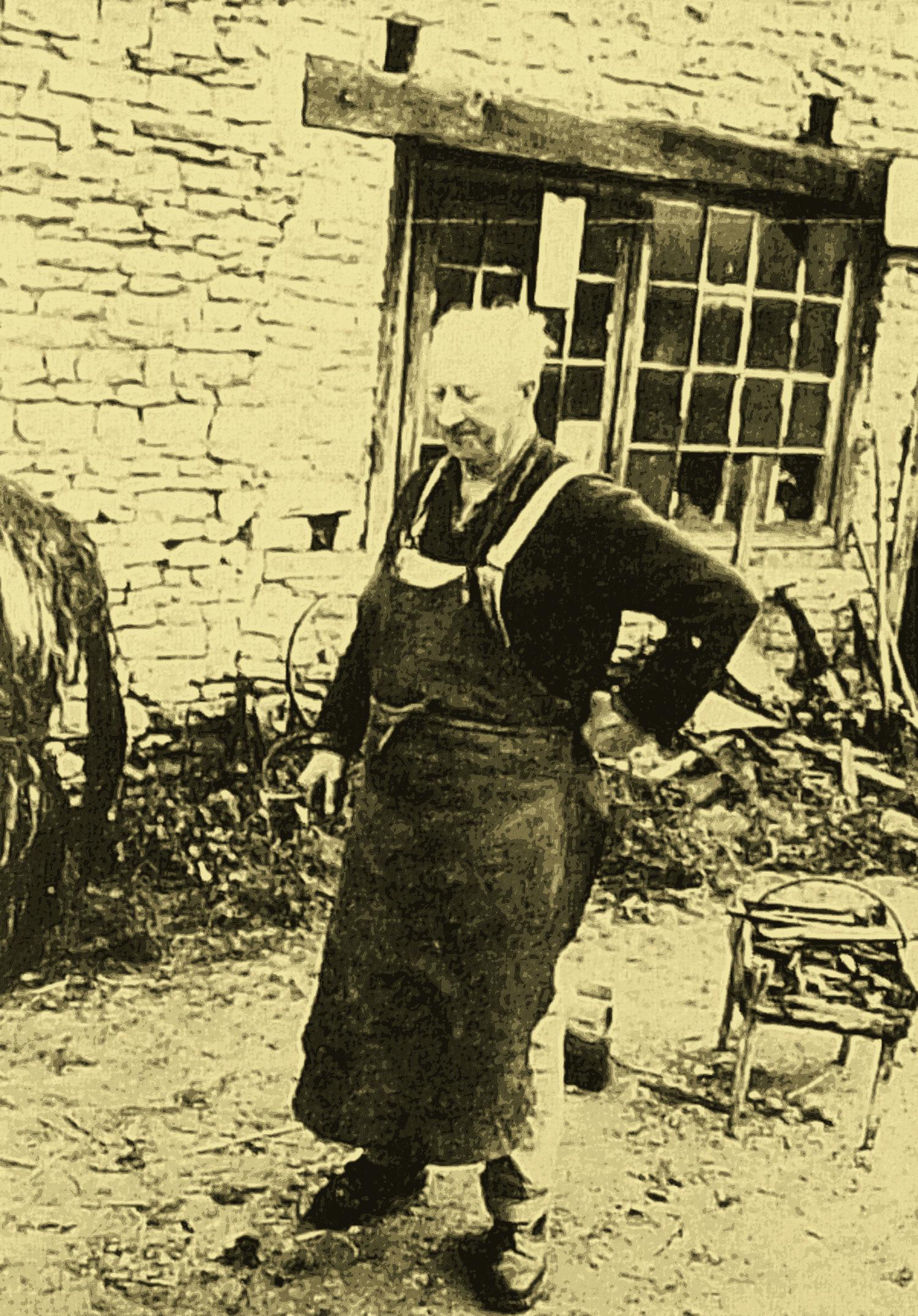 Le marichau de Chez Bernardeau (cliché M. Valière)