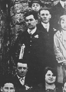 « I étais de la noce comme tout le monde ». Louis PIARD, violoneux de noce (Cl. Famille PIARD)