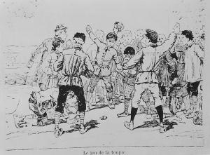 Gravure extraite du dictionnaire-manuel-illustré des Connaissances Pratiques par E. BOJANT. 1985 – 744p.