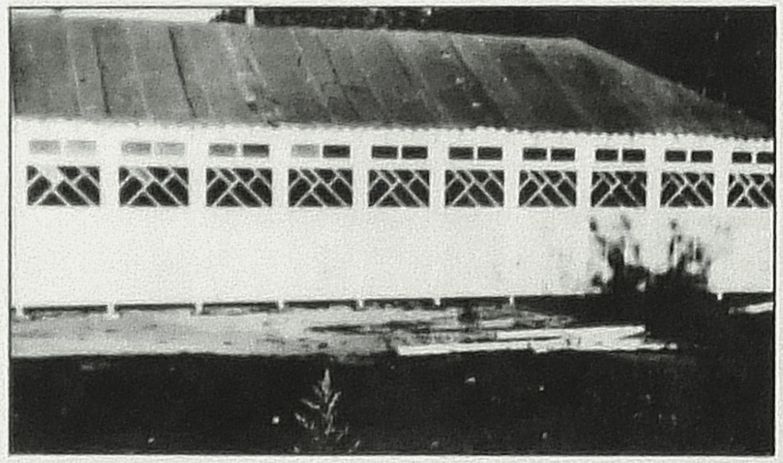 Région de Bressuire (79), vers 1955-60. Parquets de bals d'Alfred Talon. (1)