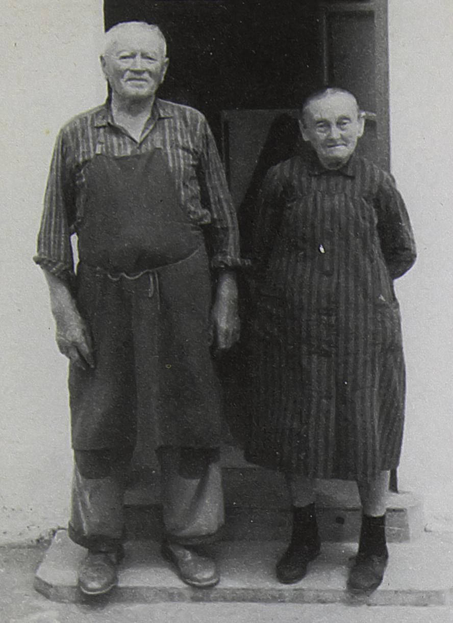M. et Mme Gloriau
