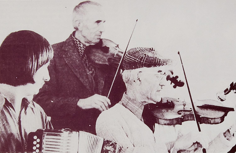 Veillée à Bugeat, Automne 1977.