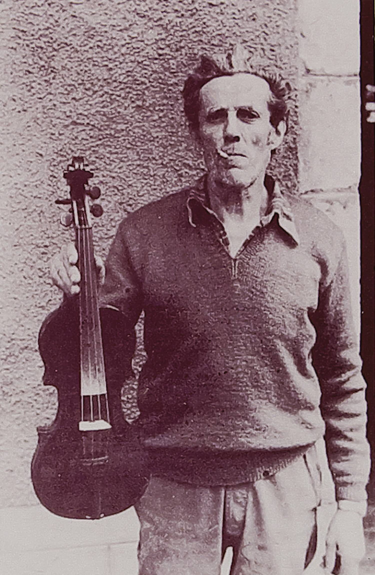 M. Chevallier à Argentat